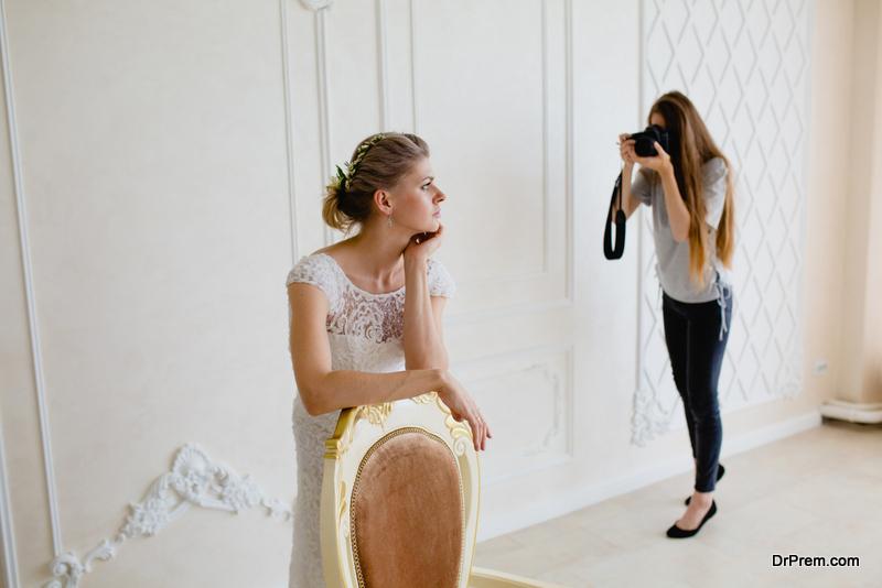 Wedding Day Photo Experience