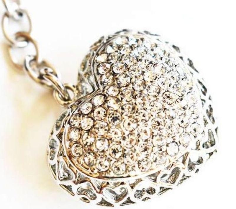 Silver-Heart-Keychain-