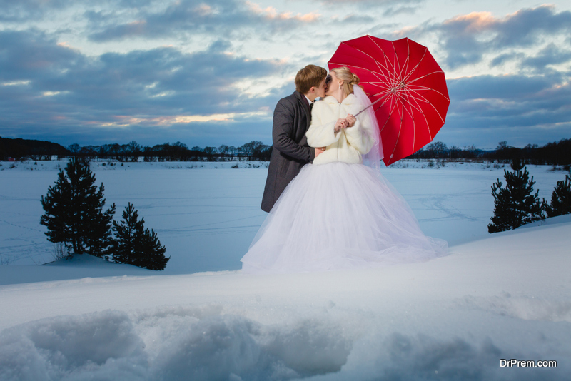 perfect winter wedding dresses