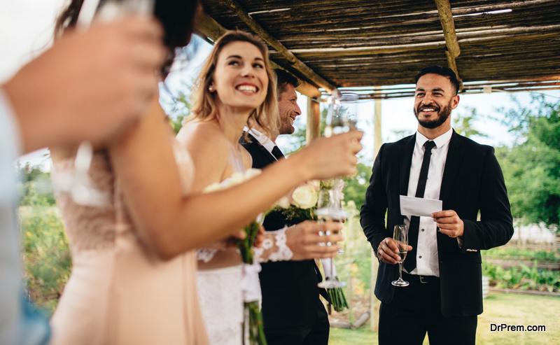 Ways to throw the best wedding ever