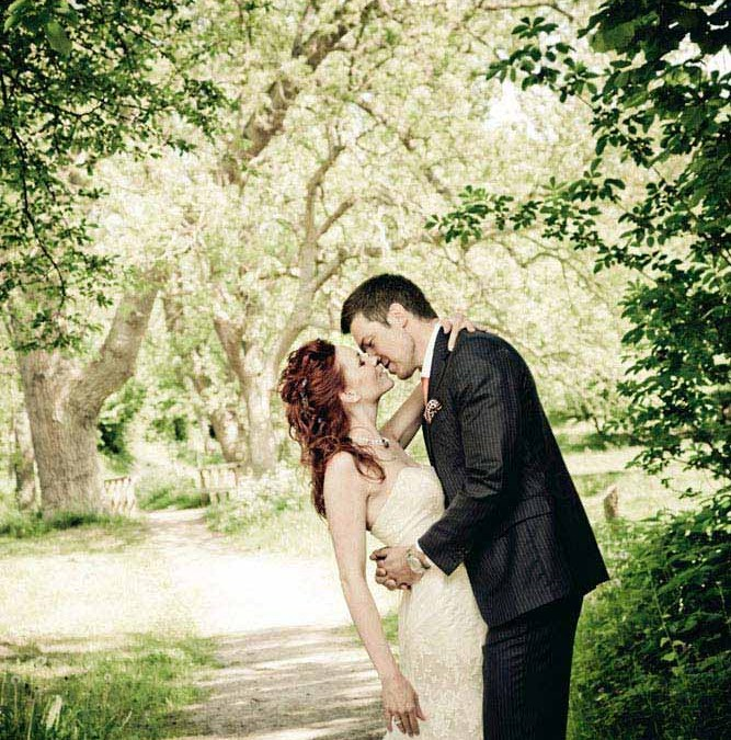 Wedding websites for couples