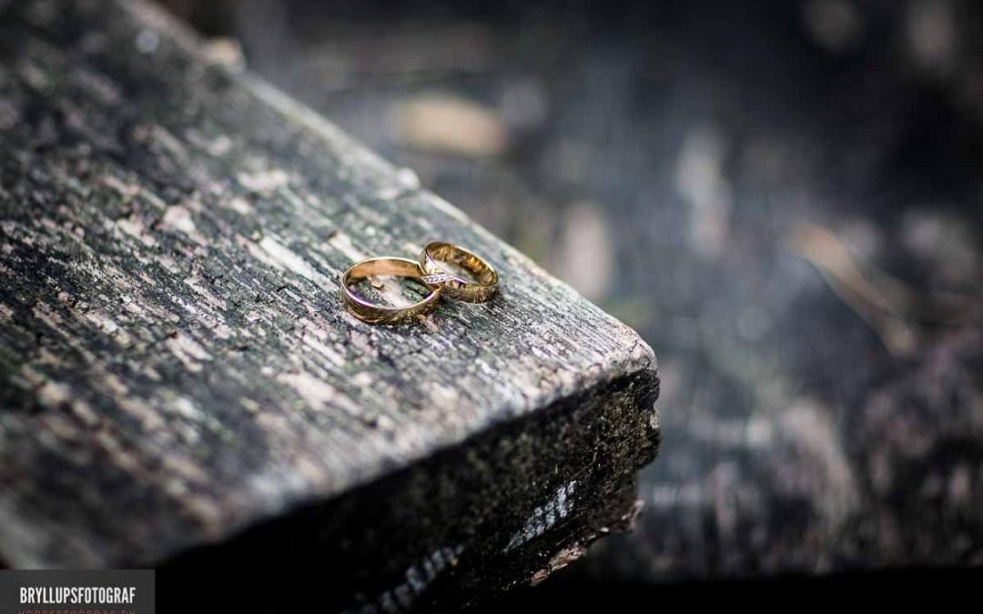 Choosing the wedding ring