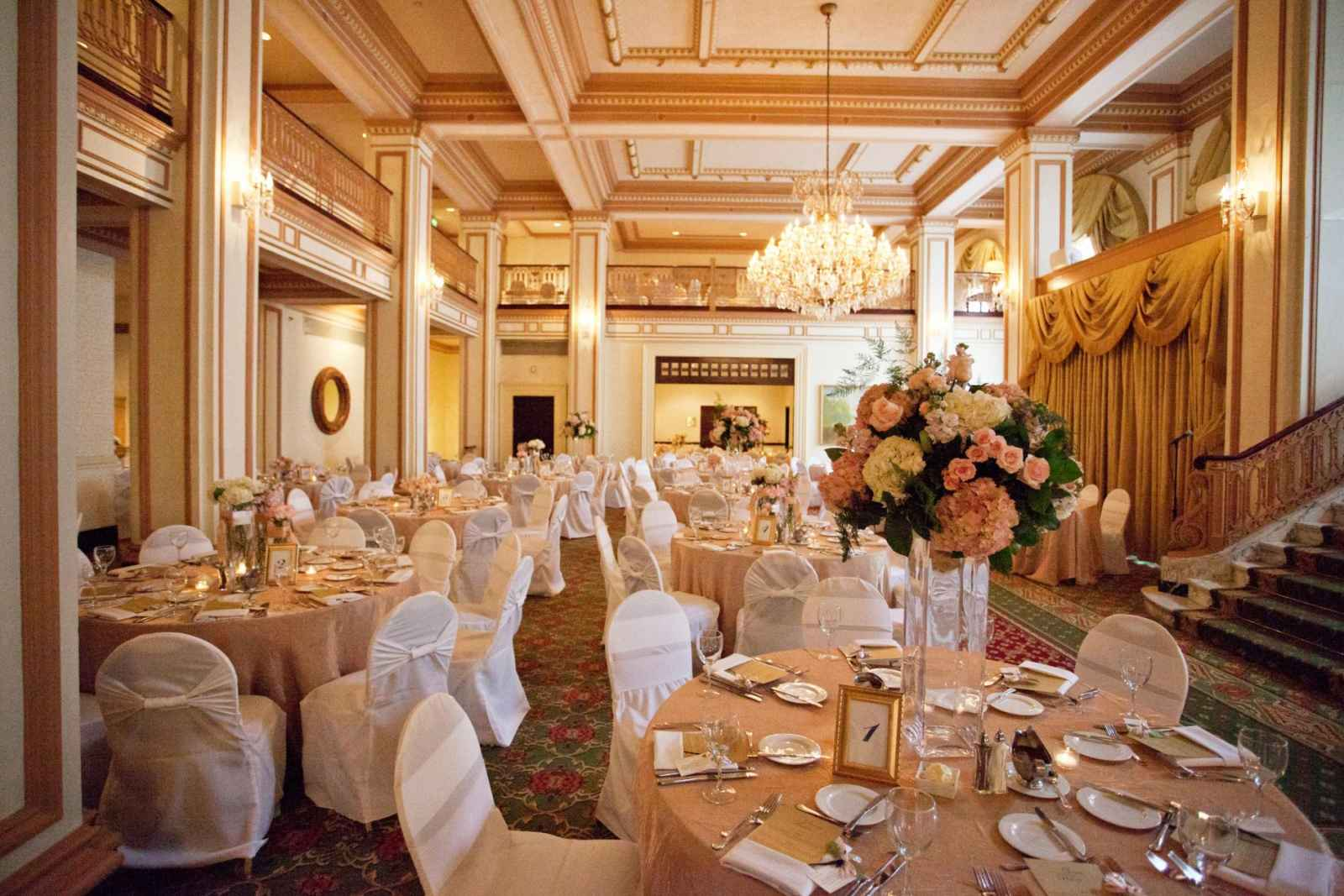 Banquet Halls Ballrooms & Hotels Classic