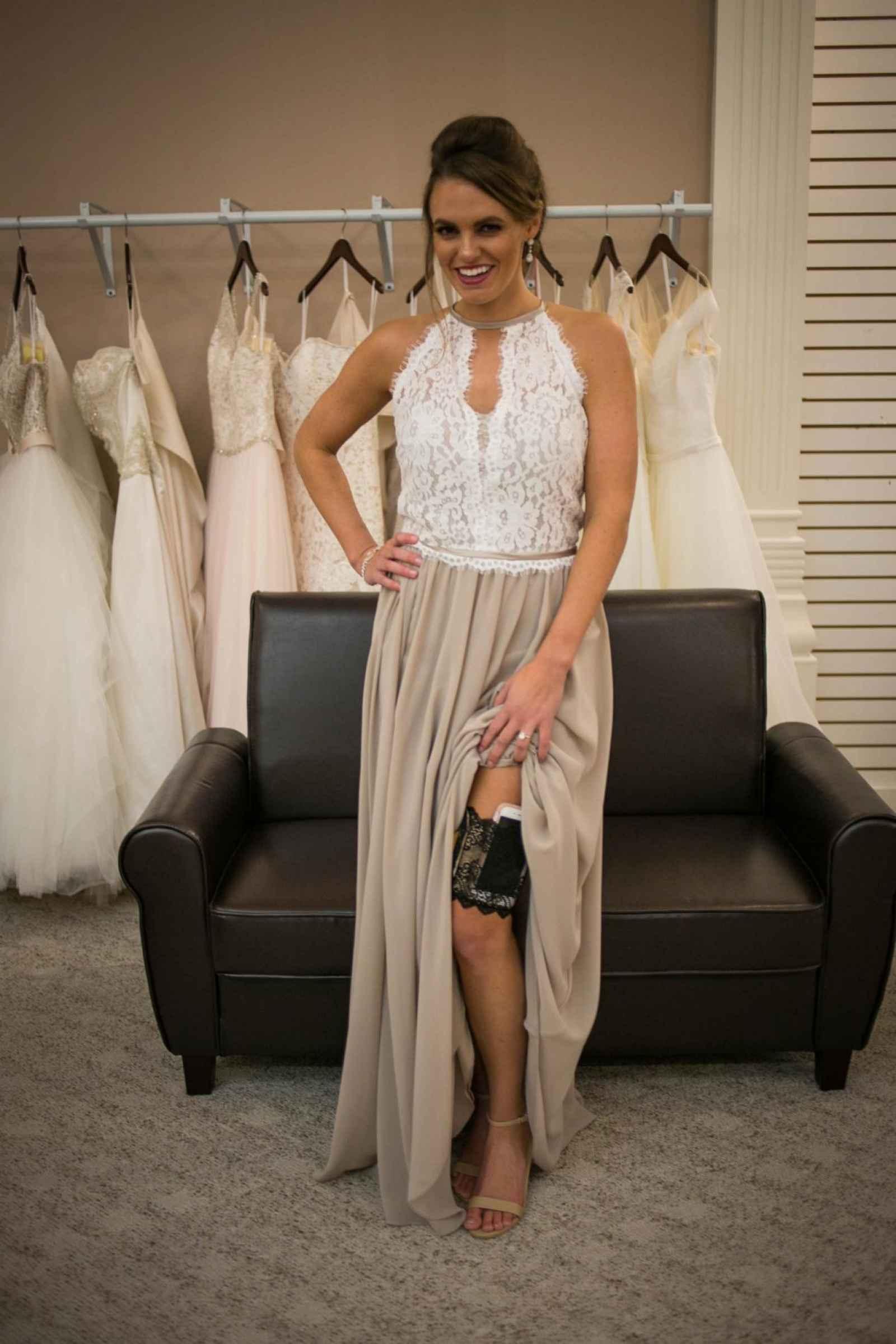 WeddingDay Exclusive That Special Touch Bridal Boutique  WeddingDay Magazine