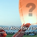 Common Questions About Sky Lanterns Answers To Typical Queries