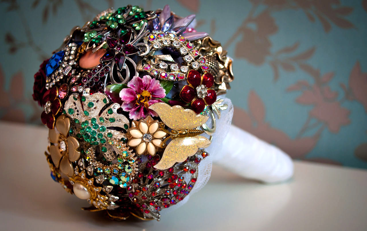 Where to buy Brooch Bouquets in the UK  WDD