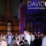 Wedding DJ Uplighting