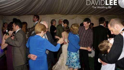 Wedding DJ for Gawsworth Hall
