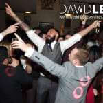 Hands in the Air at Mytton Fold Hotel