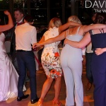 Bride-groom-guests-dancing