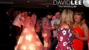 Wedding guests at hyde wedding DJ