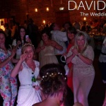 Brides Dancing with Southport DJ