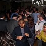 Dancing at Statham Lodge Wedding