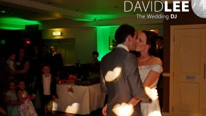 Alderley Edge Hotel Wedding DJ