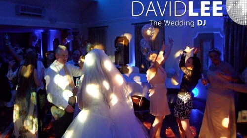 Red Hall Hotel Bury Wedding DJ