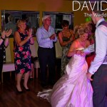 Wedding Couple dancing at Stockport