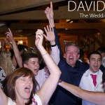 The white hart wedding dj
