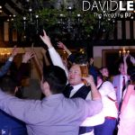 Lancashire Wedding DJ at Samlesbury Hall