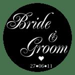 Wedding Monogram 4