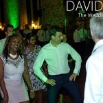 Funky Moves on the dancefloor by the groom