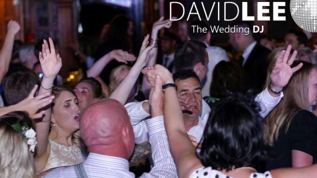 Manchester Worsley Court House Wedding DJ