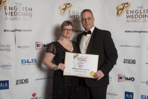 David Lee Award Winning Wedding DJ and Wife