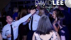 When the Wedding DJ drops Thunderstruck AC/DC
