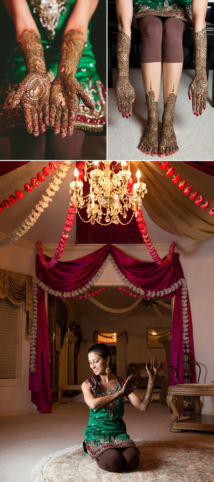 Deepikas Mehndi Night  Bay Area Mehndi Photography  Wedding Documentary Photo  Cinema