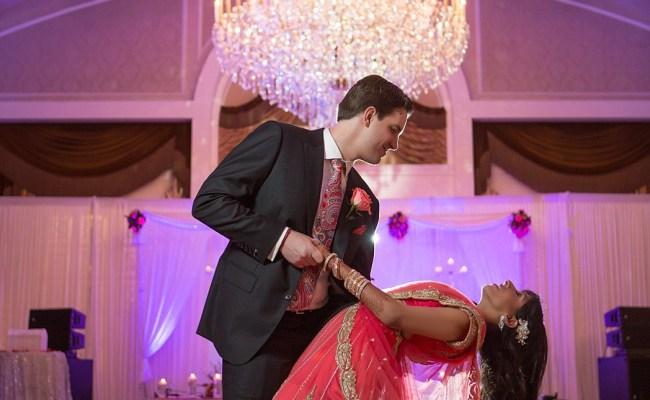 Rina Josh Hindu Wedding At The Venetian In New Jersey