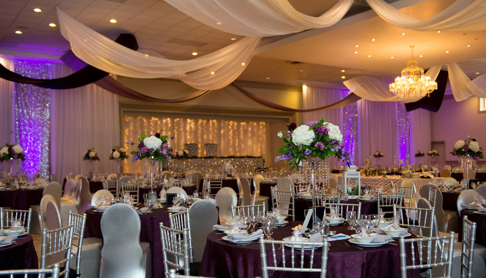 Wedding Dream  wedding decorations and rentals