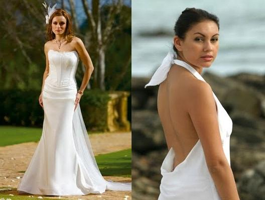 Hawaiian Wedding Dresses And Wedding Gowns