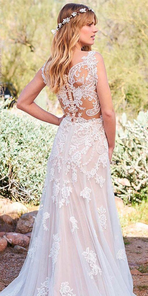 18 Perfect Western Wedding Dresses  Wedding Dresses Guide