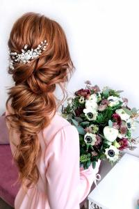country-wedding-dresses-hair-by-zolotaya | Wedding Dresses ...