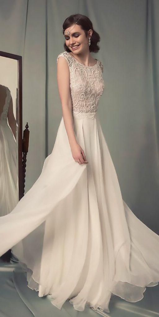 Boho Vintage Wedding Dresses  Hila Gaon Collection 2017  Wedding Dresses Guide