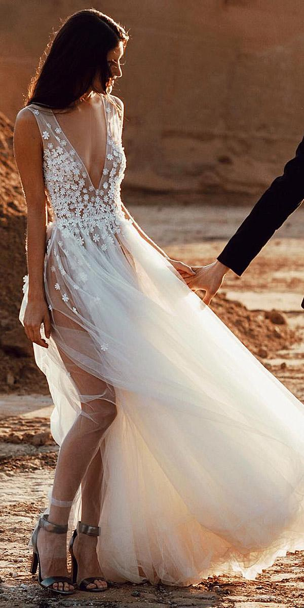 24 Unforgettable Beach Destination Wedding Dresses  Wedding Dresses Guide