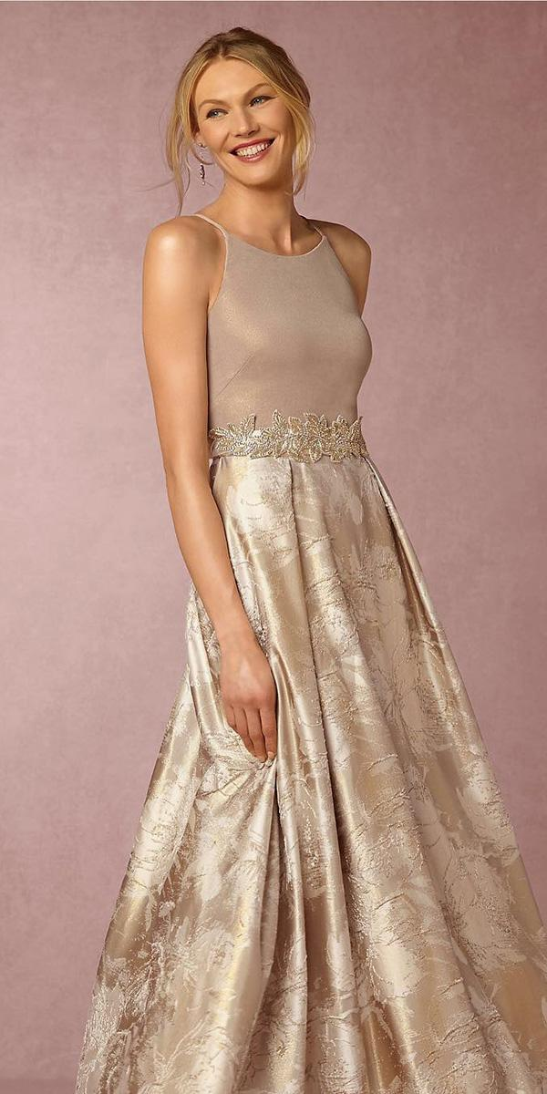 15 Long Mother Of The Bride Dresses  Wedding Dresses Guide