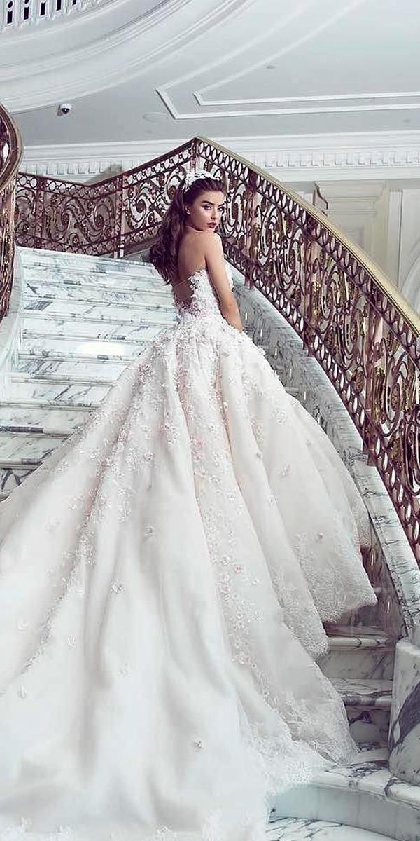 21 Princess Wedding Dresses For Fairy Tale Celebration  Wedding Dresses Guide