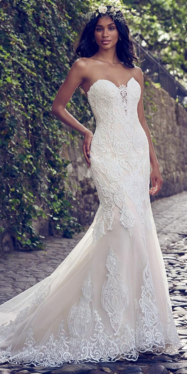 Maggie Sottero Wedding Dresses 2018 To Inspire You