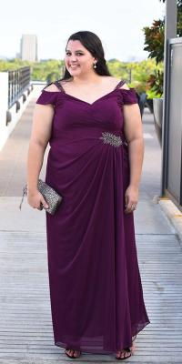18 Stunning Plus Size Mother Of The Bride Dresses ...