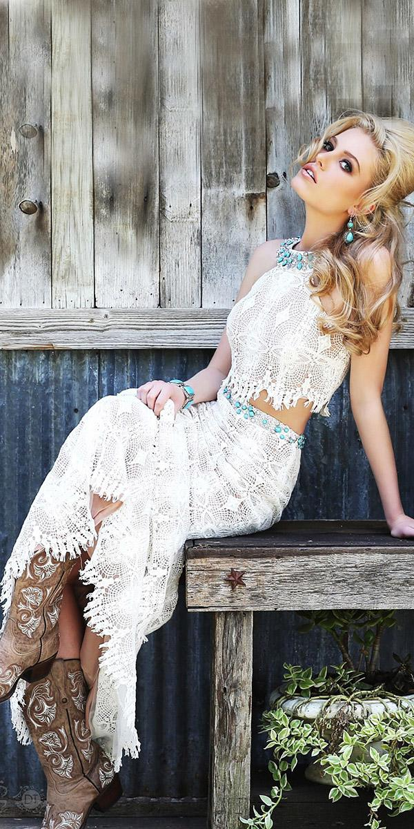 12 Barnyard Wedding Dresses To Inspire Any Bride  Wedding Dresses Guide