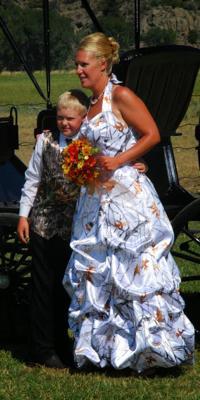 Cheap Camo Wedding Dresses For Every Budget | Wedding ...