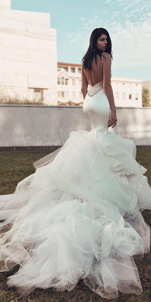33 Mermaid Wedding Dresses For Wedding Party  Wedding Dresses Guide