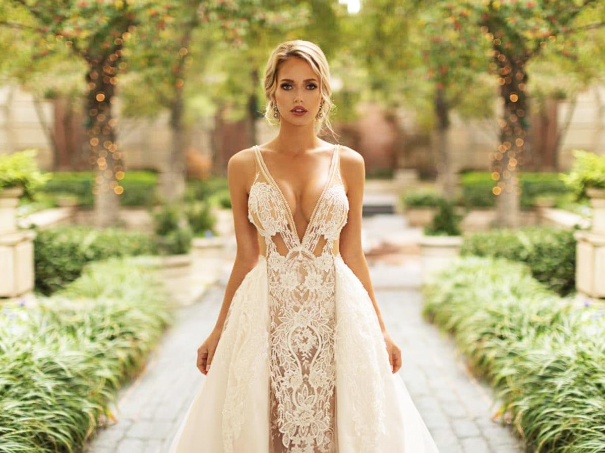 Sexy Naama And Anat Wedding Dresses 2019