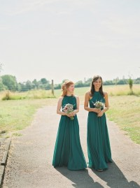 12 Colors Bridesmaid Dress For The Best Girls | Chic Lady ...