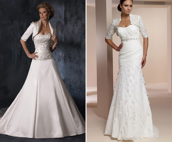 Pros And Cons Of Two-Piece Wedding Dress