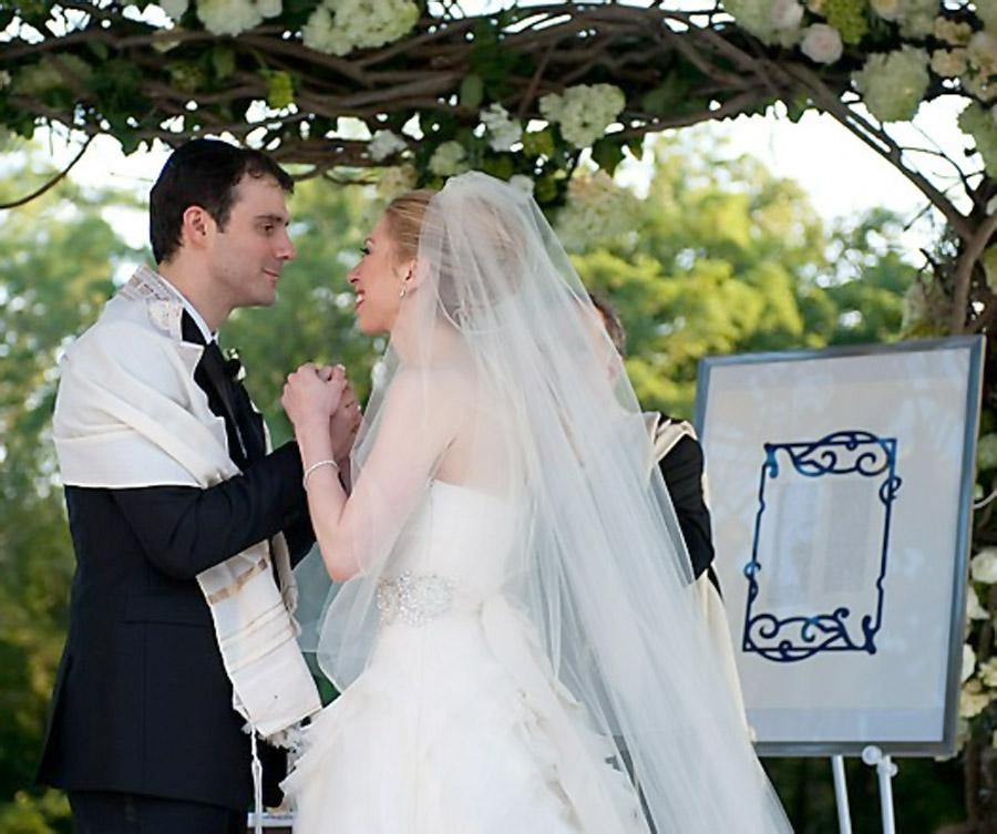 Chelsea Clinton Wedding Photos  Pictures  Wedding