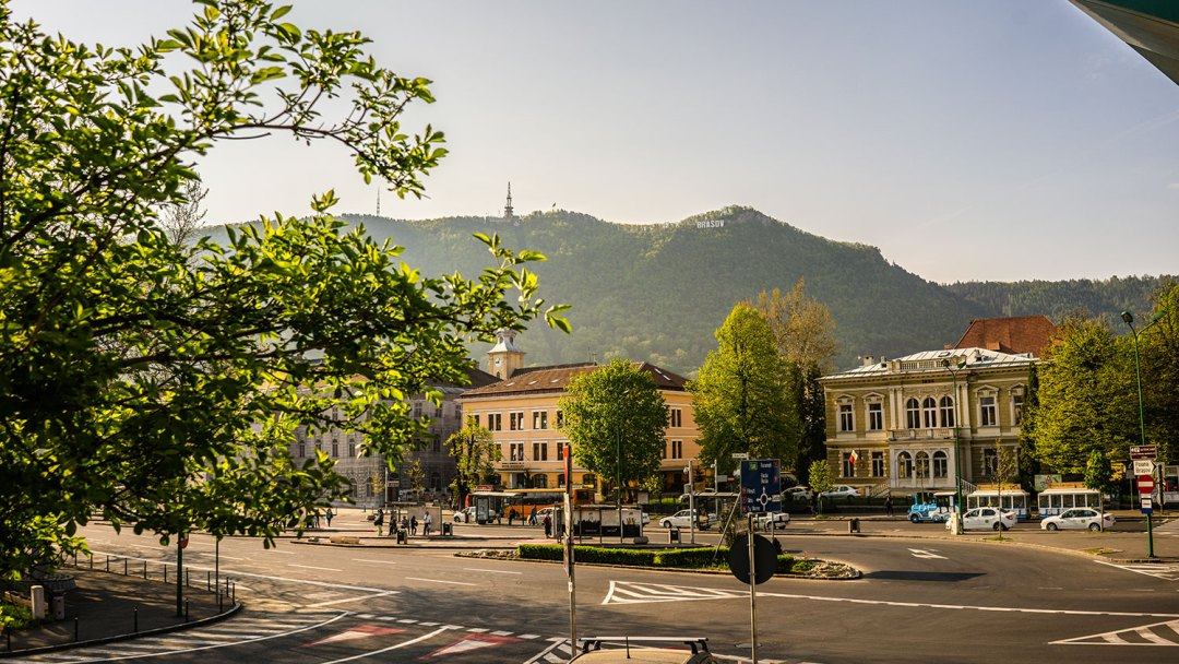 Honeymoon in Transylvania stay in Brasov