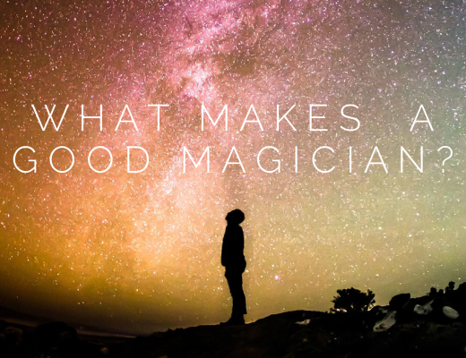 What Makes A Good Magician? with Owen Strickland