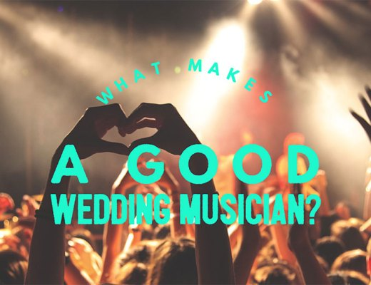 What Makes A Good Wedding Musician with Joey Burdon from Warble Entertainment