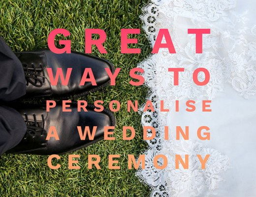 Great Ways To Personalise A Wedding Ceremony with Yvonne Beck Celebrant, Mark Fenn Jewellery and Tim Podesta MC